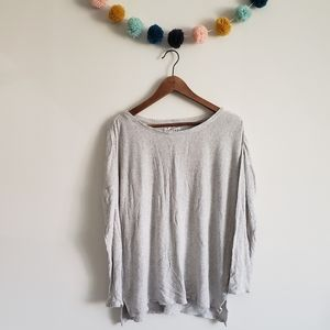 Anthropologie Ribbed Shirt